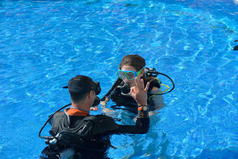 Activities: 2hr Discover Scuba Diving for 1 or 2 @ Robin Hood Watersports