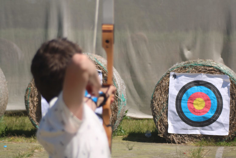 Activities: 1hr Archery Experience for 1 or 2 - For Ages 8 and Up!