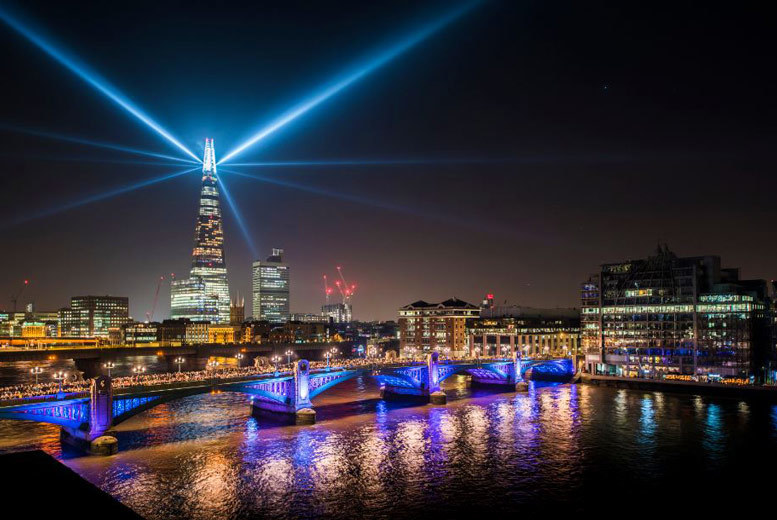 UK City Breaks: 4* London Break, Breakfast, Thames Cruise & View from The Shard