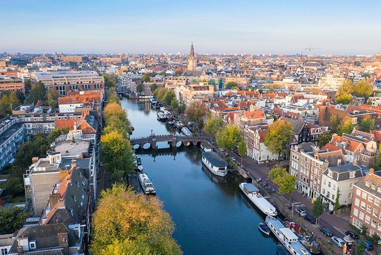 European City Breaks: 2-3nt Amsterdam Break & Flights