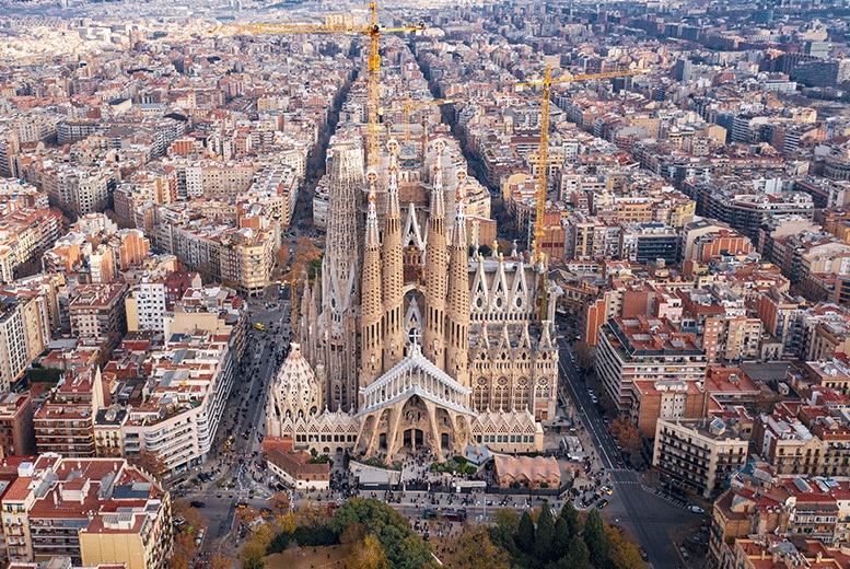 European City Breaks: 4-6nt Barcelona & Valencia Twin Centre Break, Flights & Transfers