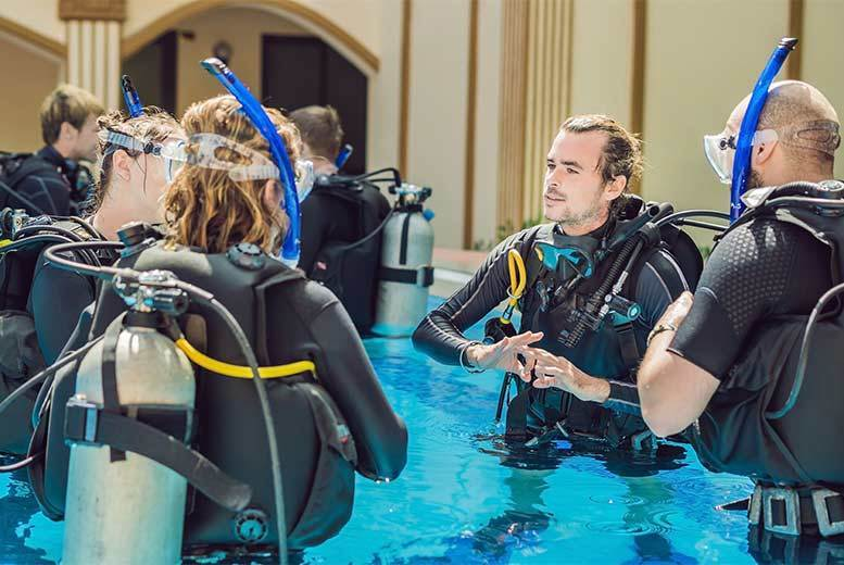 Activities: Beginner's Scuba Diving Session - Up To 2 People!