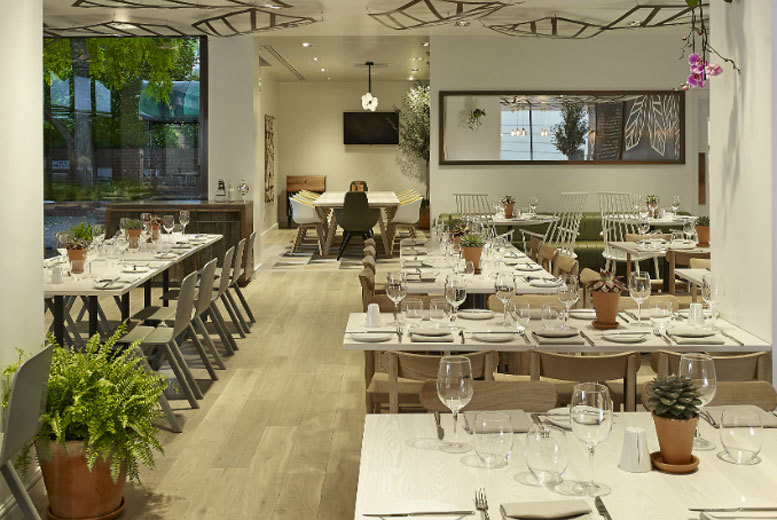 Restaurants & Bars: 3-Course Buffet Brunch & Bottomless Prosecco for 2 @ Urban Meadow, Hyde Park