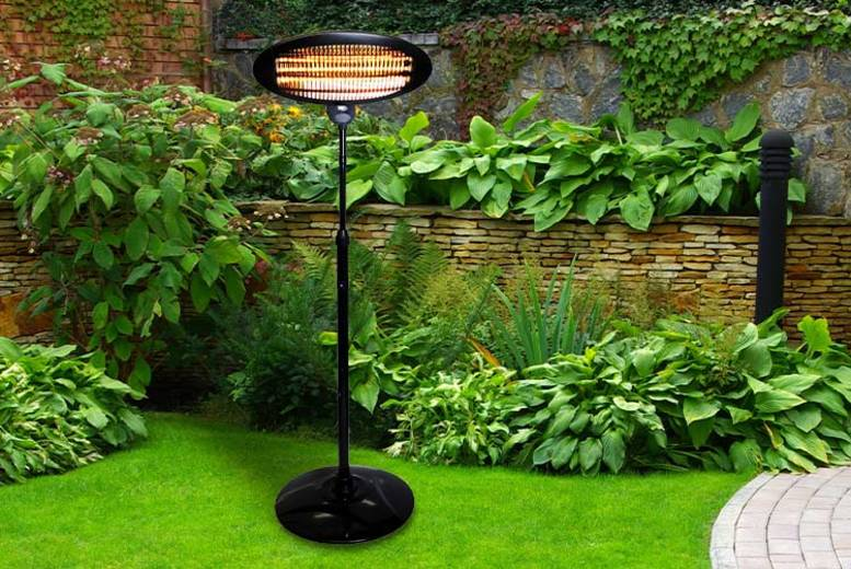 2kW Outdoor Electric Patio Heater