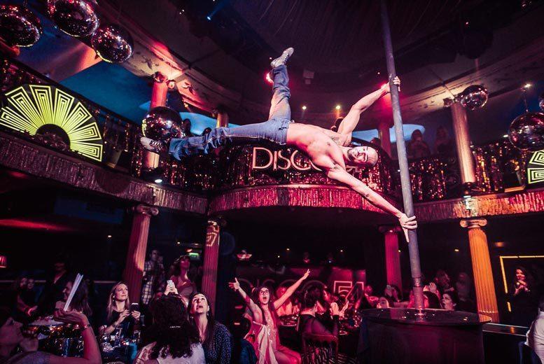 Restaurants & Bars: Disco Cabaret Show & Club Entry @ Café de Paris, Piccadilly