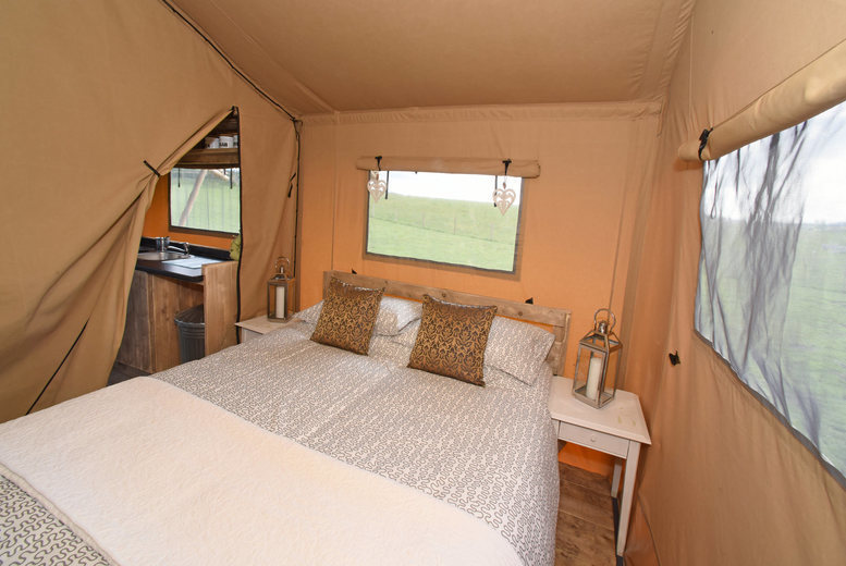 Spas & Country House: Luxury Glamping Retreat for up to 5, Central Scotland