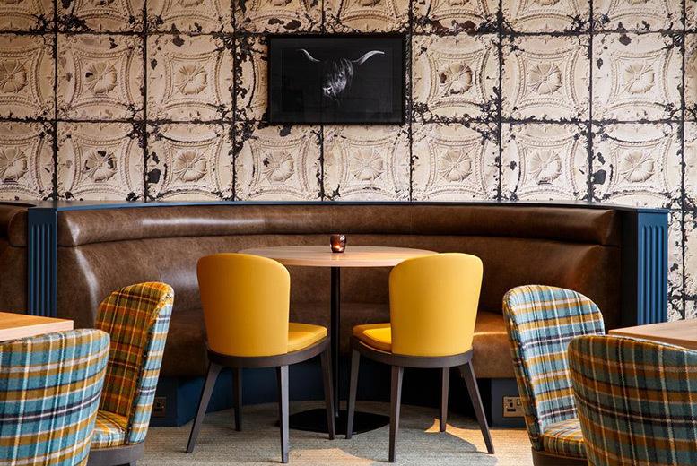 UK City Breaks: 1-2nt 4* Mercure Inverness Stay, Dining, Wine & Breakfast for 2