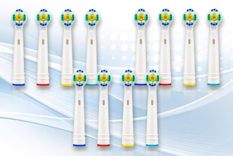 OralB Compatible Replacement Toothbrush Heads 4, 8, 16 or 32pk!