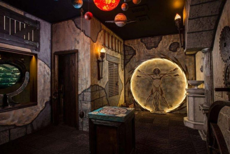 Activities: Choice of Escape Room for 6 @ London Escaped