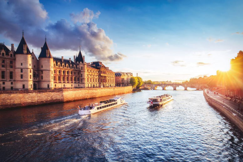 European City Breaks: Paris, Lille or Bruges Day Trip, Eurostar & Sightseeing Excursions