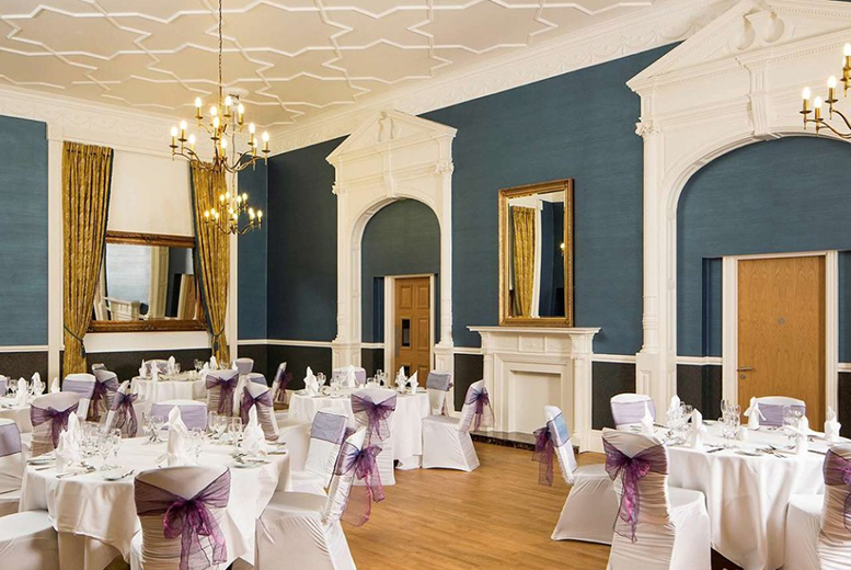 UK City Breaks: 4* Darlington Stay, Breakfast and Dinner Options for 2