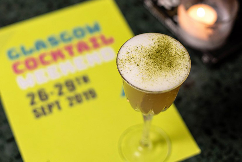 Entertainment: Glasgow Cocktail Weekend Ticket - Radisson Red, Spiritualist & More!