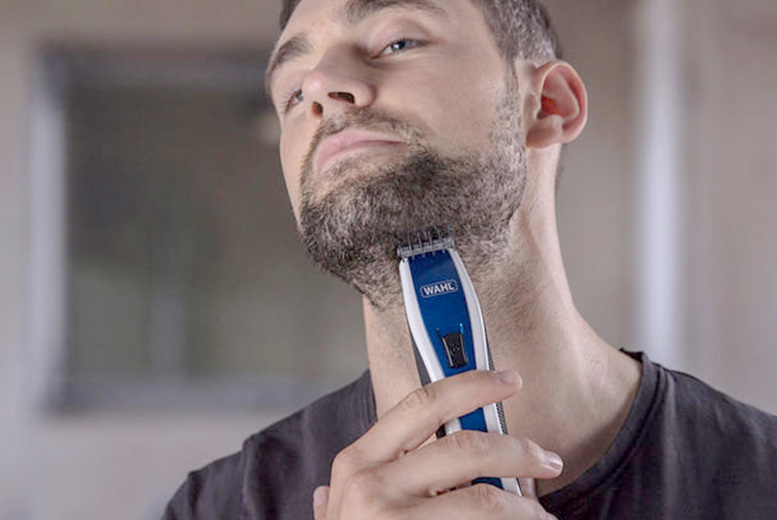 Wahl 4-in-1 Multigroomer with Rinseable Blade