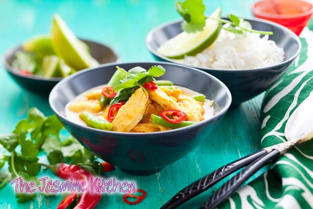 £12 instead of up to £26.40 for a 3 course Thai meal for 2 inc. starter, main, dessert & drink each at The Jasmine Kitchen, Aldgate - save up to 55%