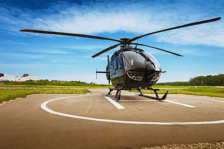 Activities: Helicopter Flying Lesson @ Arcus Helicopters, Tollerton