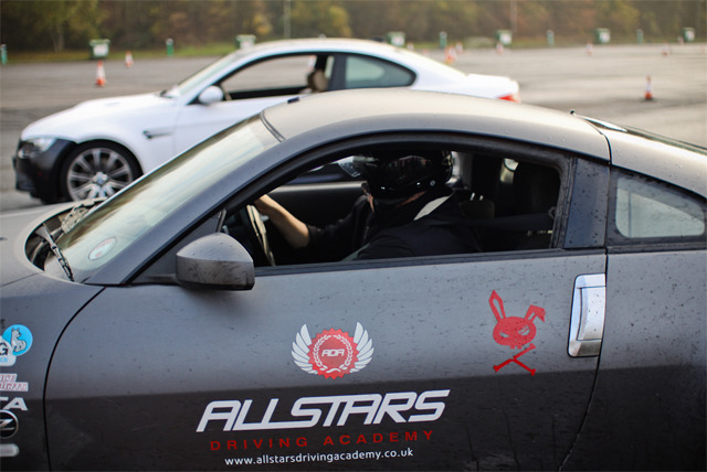 £59 for a 2-hour introduction to drifting at Brands Hatch with Allstars Driving Academy