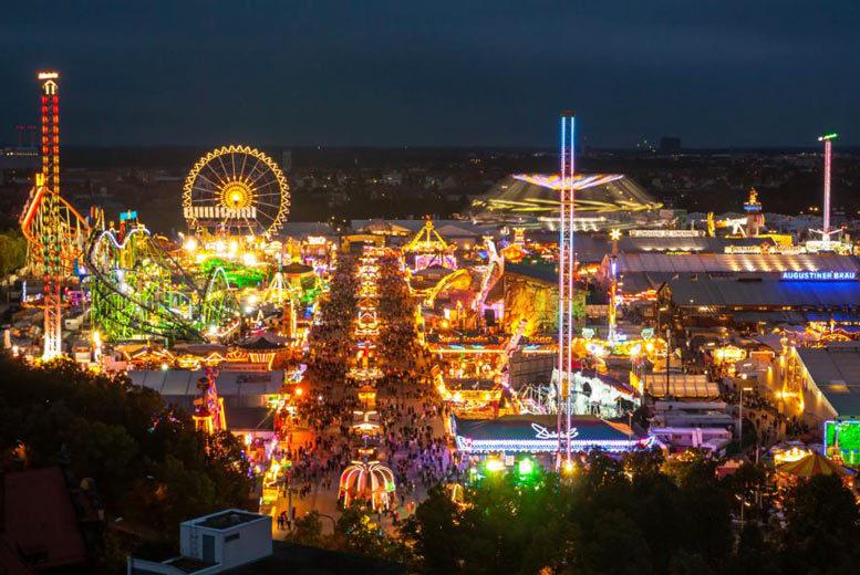 European City Breaks: 2-4nt 4* Munich Break, Oktoberfest Entry & Tour with Flights
