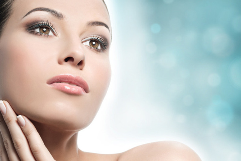 'Vampire' Facial with Microneedling Treatment  4 Locations!