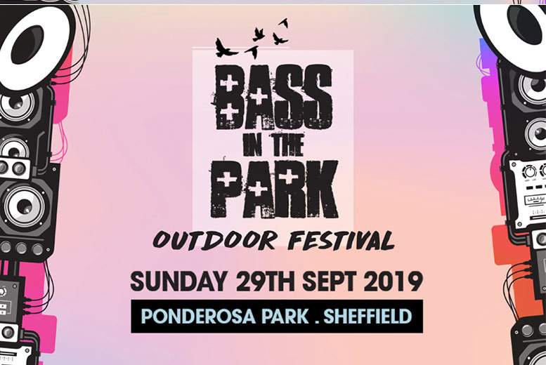 Entertainment: Bass In The Park Ticket With £5 Drinks Voucher - VIP Option!