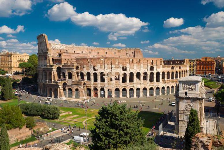 From £129pp instead of up to £218.81pp (from ClearSky) for a 2 night Rome break inc. flights, from £159pp for 3 nights – save up to 41%