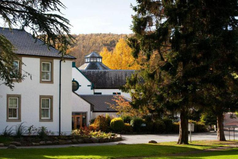 £59 (at Moness Resort, Perthshire) for a 1nt stay for 2 inc. breakf