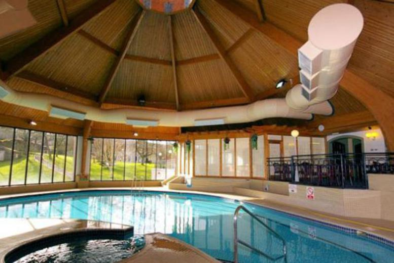 £59 (at Moness Resort, Perthshire) for a 1nt stay for 2 inc. breakfast and tea & cake on arrival, from £99 for 2nts - save up to 41%