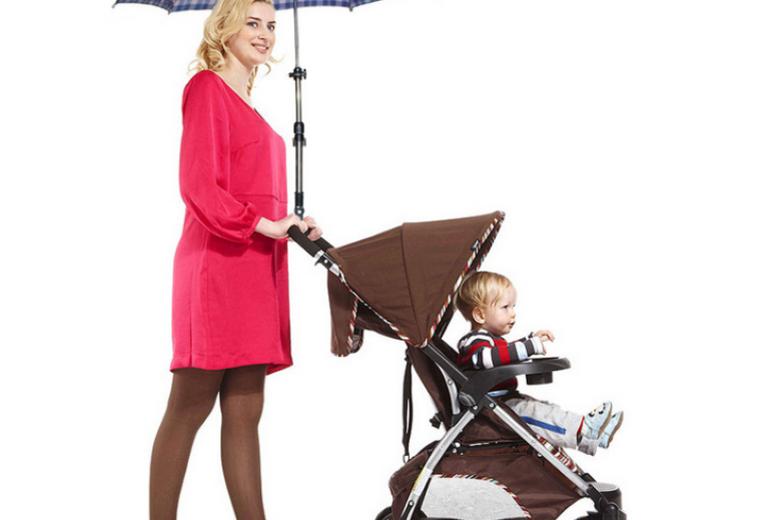 Baby Stroller Umberella Mount
