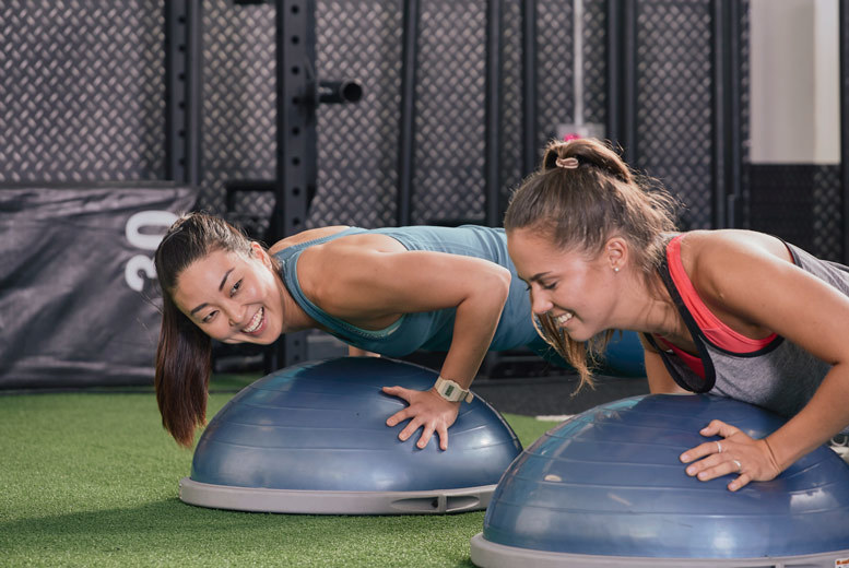 Fitness: 1mth PureGym Membership - No Joining Fee & 37 Locations!