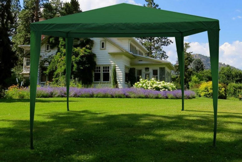 3x3m Garden Vida Gazebo  4 Colours!