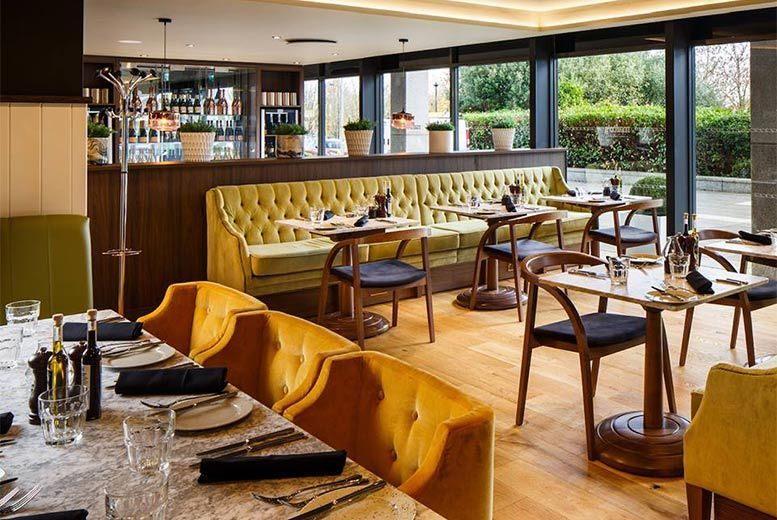 Restaurants & Bars: Marco's New York Italian Afternoon Tea for 2 with Leisure Access