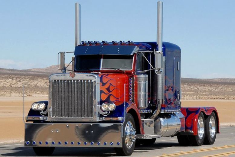 Activities: Car Chase Heroes American Truck Driving Experience - 10 Locations!