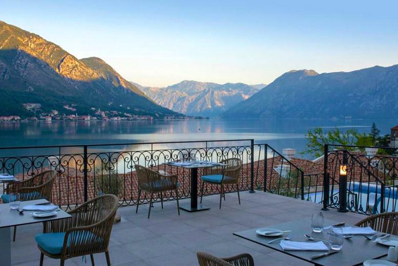 Beach Holidays: 3-7nt 5* Montenegro Beach Break, Breakfast & Flights - Superior Room