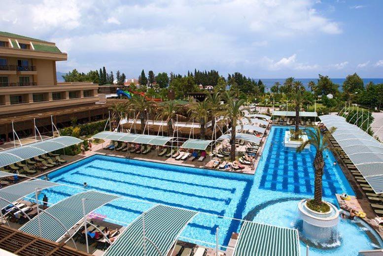 Beach Holidays: 7nt 5* All-Inclusive Turkish Riviera Escape & Flights - Winter Sun!
