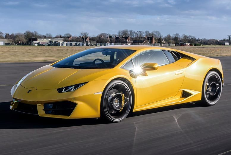 Activities: Junior or Adult Lamborghini or Ferrari Driving Experience - 15 Locations!