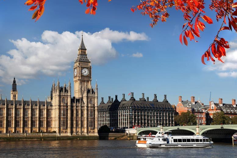 Entertainment: Westminster to Greenwich Thames River Boat Tour