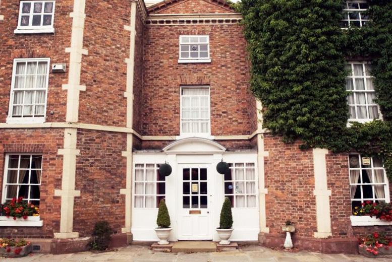 Restaurants & Bars: Sparkling Afternoon Tea for 2 @ Rossett Hall, Wrexham