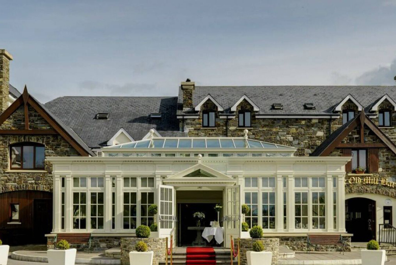 Ireland: 2nt 4* Heights Hotel Killarney Stay & Late Checkout - Dining Upgrade
