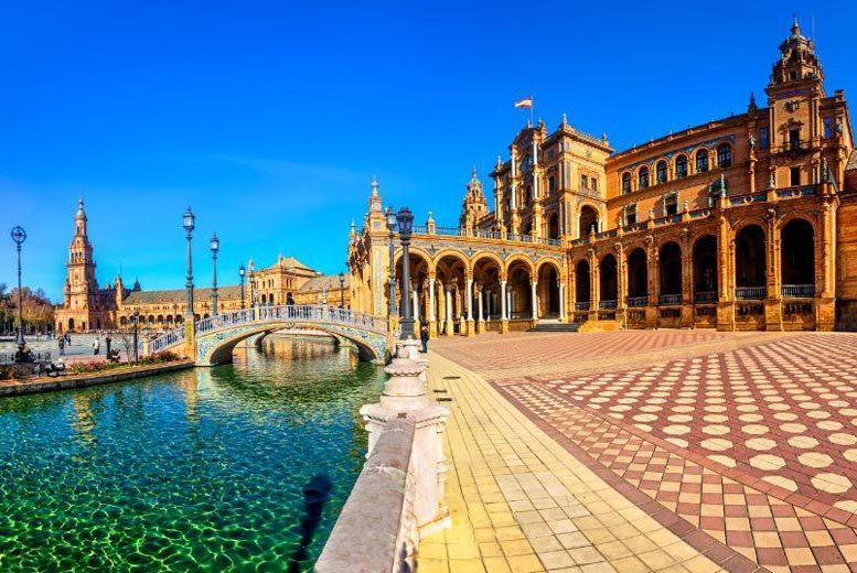 European City Breaks: 4* Seville City Break & Flights - 2019 & 2020 Dates!