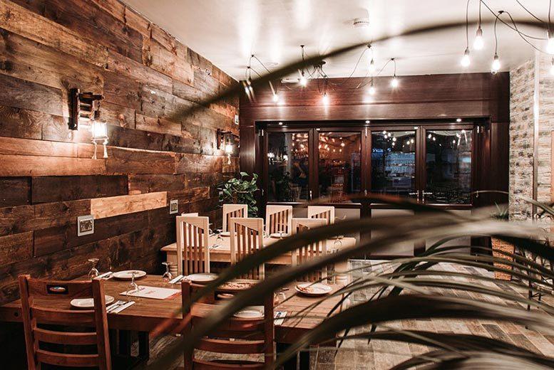 Restaurants & Bars: 3-Course Italian Dining & Wine for 2 or 4 @ Andrea's Restauarant