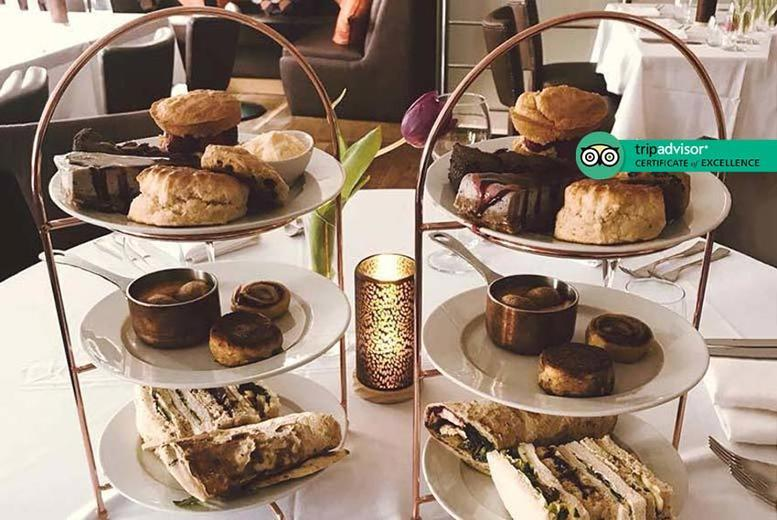 Restaurants & Bars: Afternoon Tea for 2 & Prosecco @ Souls