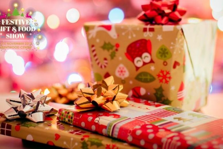 Entertainment: Essex Festive Gift & Food Show @ The Brentwood Centre – Family Option!