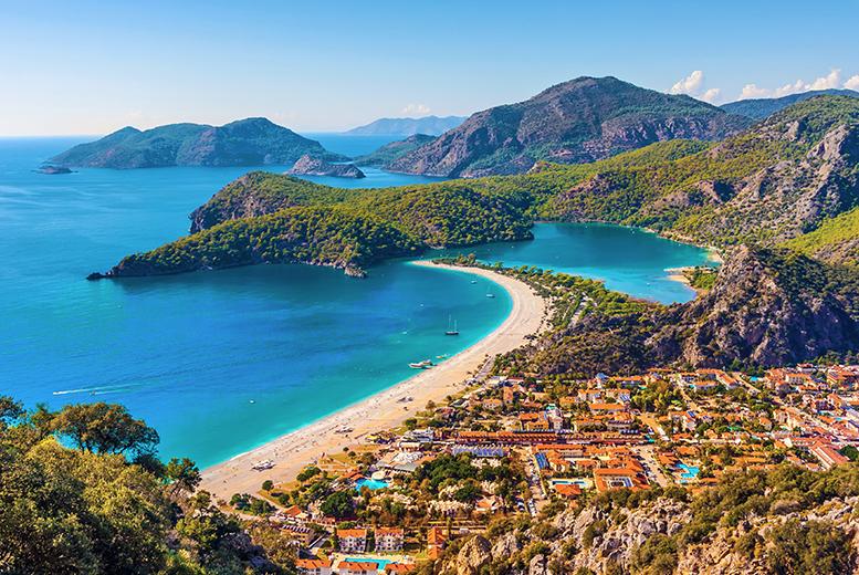 Beach Holidays: 5* All-Inclusive Turkey Beach Getaway & Flights