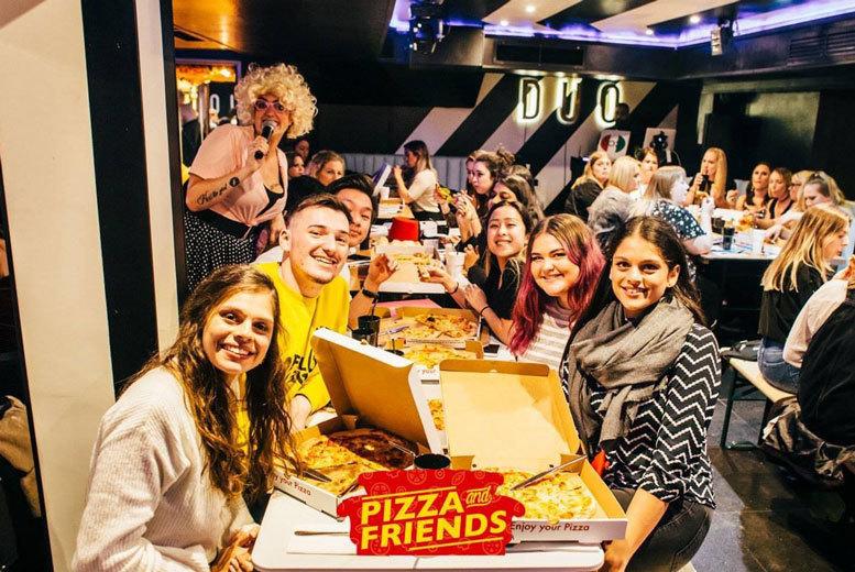 Restaurants & Bars: F.R.I.E.N.D.S Quiz, 'Bottomless' Cocktails & Pizza @ DUO, Camden
