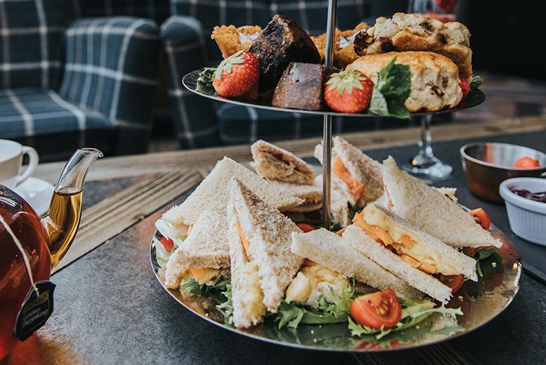 Restaurants & Bars: Afternoon Tea & Gin Teapot for 2 @ Novotel Sheffield Centre