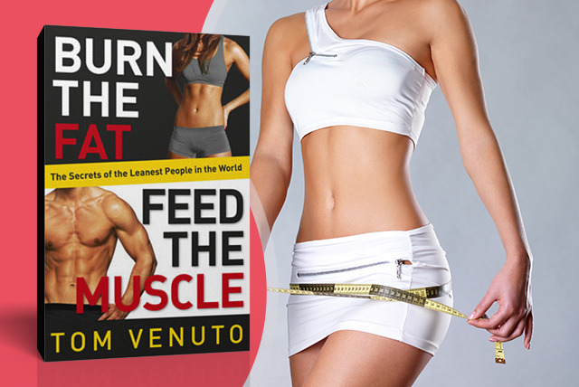 £8.99 instead of £12 (from Random House) for the 'Burn the Fat, Feed the Muscle' weight management book - save 25%