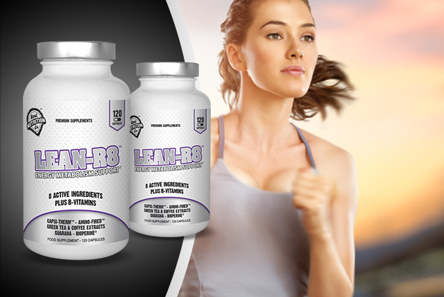 £23 instead of £45 (from Real Nutrition Co.) for 2-month* supply (120 capsules) of Lean-R8, or £35 for 4 months* (240 capsules) - save up to 49%