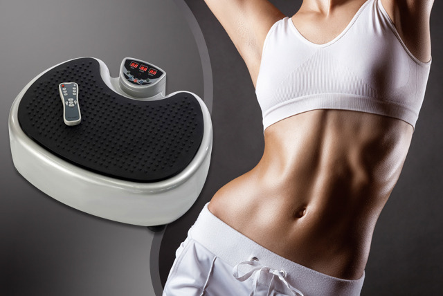 £99 instead of £299.99 (from Games & Fitness) for a Vitesse VibroPro Vibration Plate - save 67%