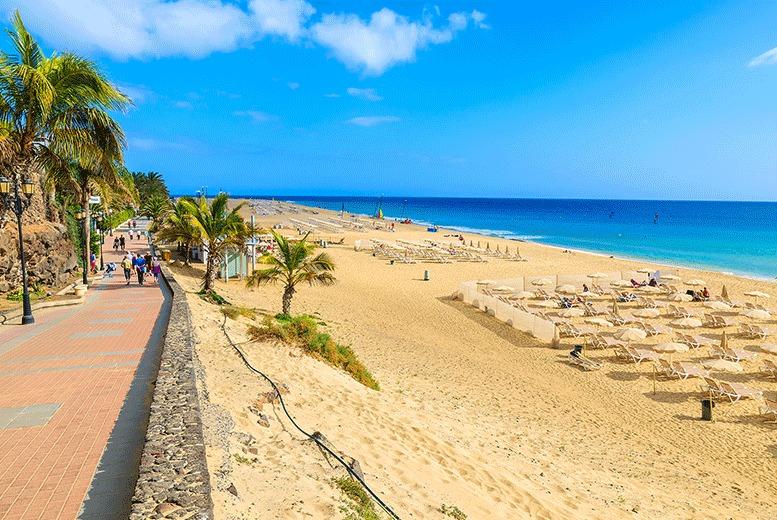 Beach Holidays: All-Inclusive Fuerteventura Break & Flights - 5* Hotel Option!