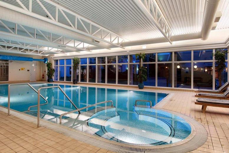 Restaurants & Bars: 4* Hilton Belfast Templepatrick Afternoon Tea, Day Spa & Gym Pass