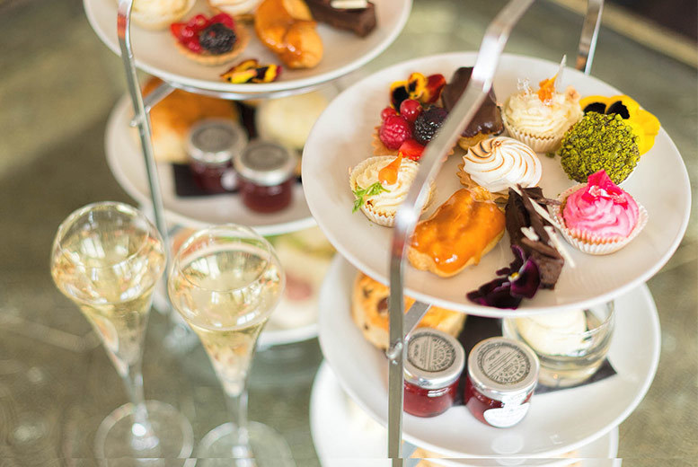 Restaurants & Bars: Premium Champagne Afternoon Tea @ The Crazy Bear - 3 Locations!